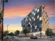 Hotel, Supermarket & Housing Complex